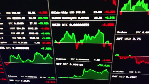 Crypto Currencies Trading Prices On Live Chart Including Bitcoin Ripple Ethereum Dash Litecoin