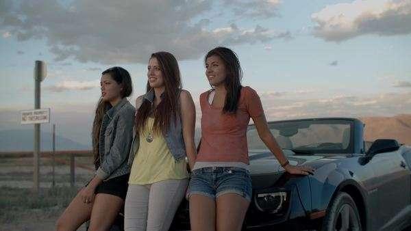 Image result for THREE GIRLS IN THE DESERT