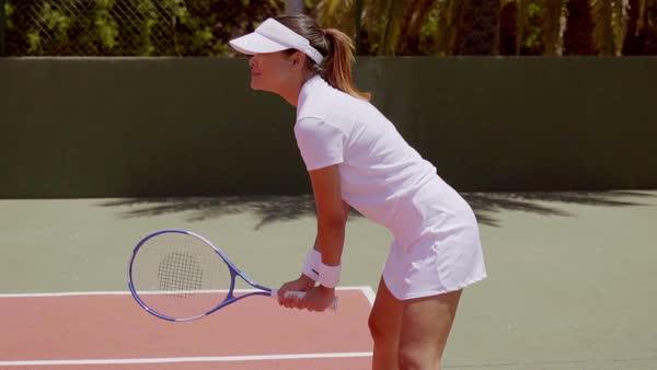теннис под юбкой видео