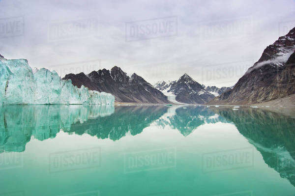 Alpefjord, East Greenland Rights-managed stock photo