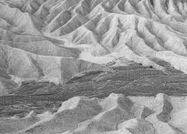 Zabriskie Point at dawn, Death Valley National Park, USA. Royalty-free stock photo