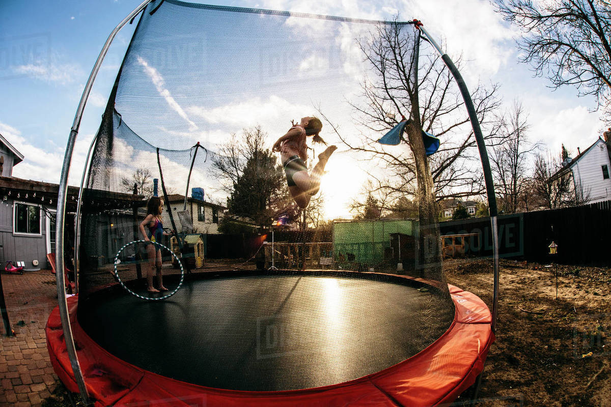 Image result for The Backyard Trampoline