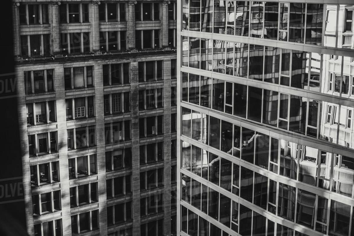 City Angle Royalty-free stock photo