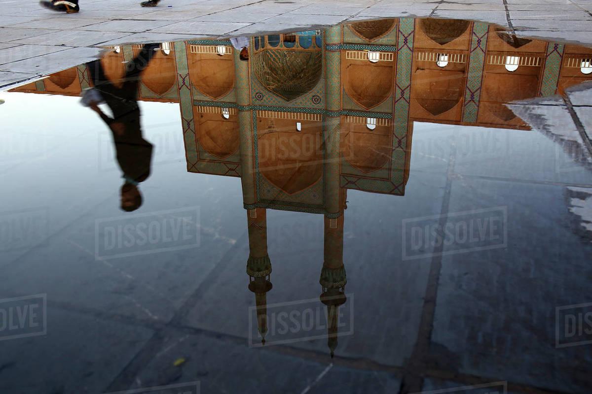 Amir Chakhmaq complex, Yazd, Ir√°n Royalty-free stock photo