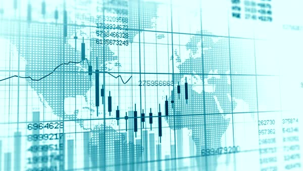 Stock market infographic with world map background stock video stock market infographic with world map background royalty free stock video gumiabroncs Choice Image