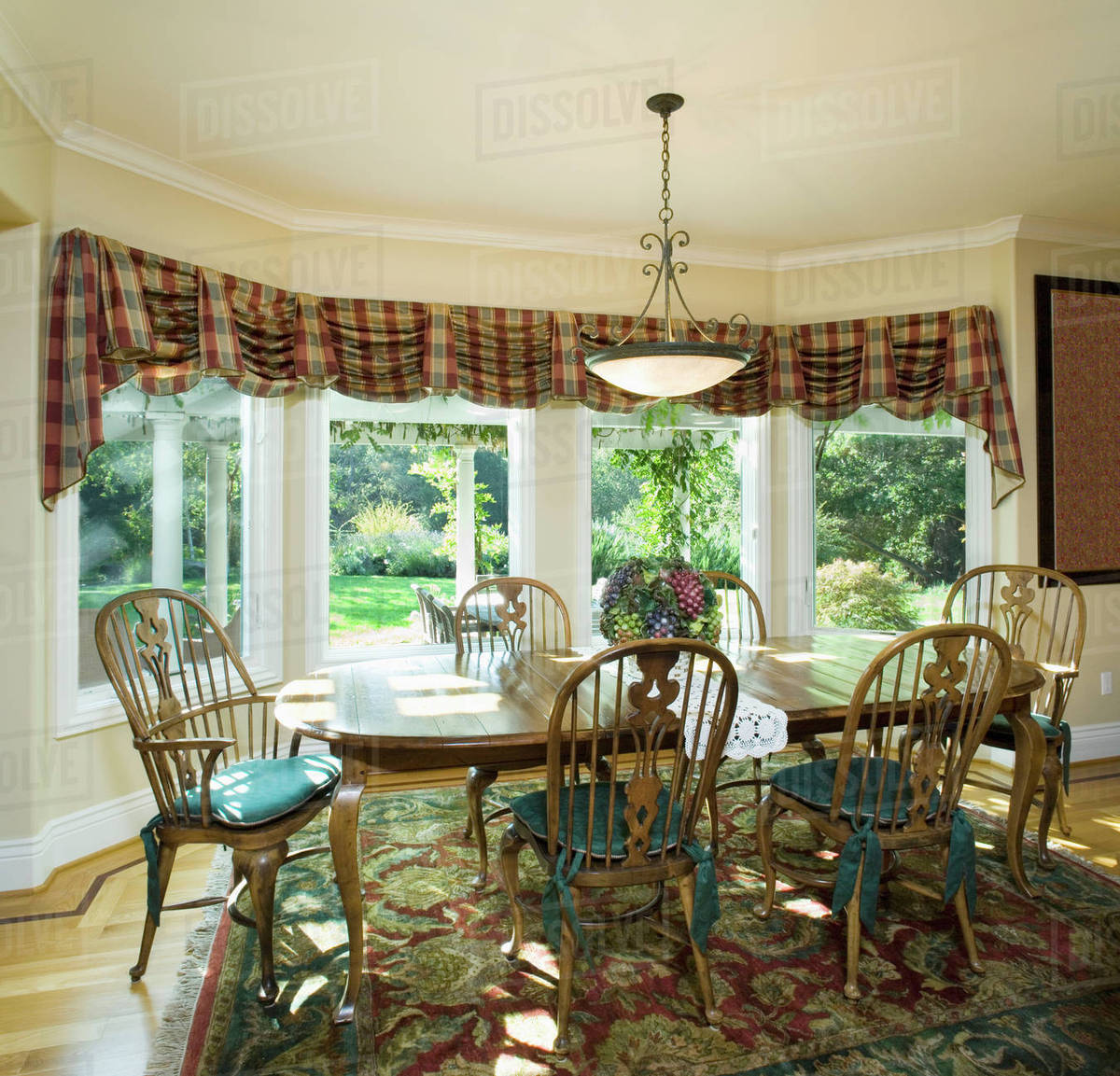 Country Style Dining Room D145_203_435