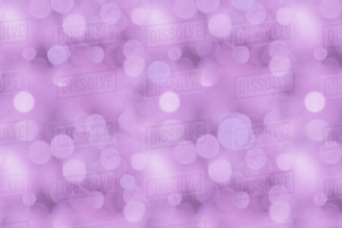 Full frame of pink blurred bokeh texture stock photo