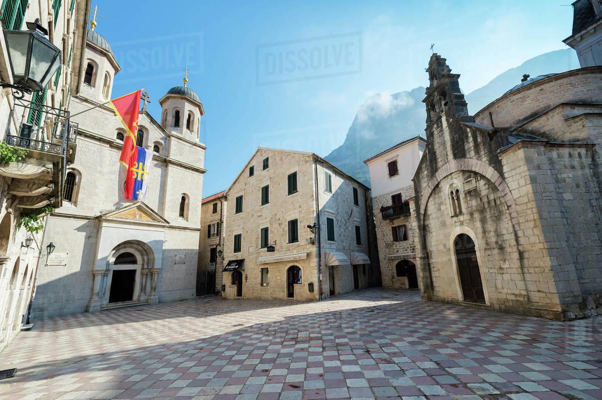 """Résultat de recherche d'images pour """"The churches of St. Nicholas and St. Luke montenegro"""""""