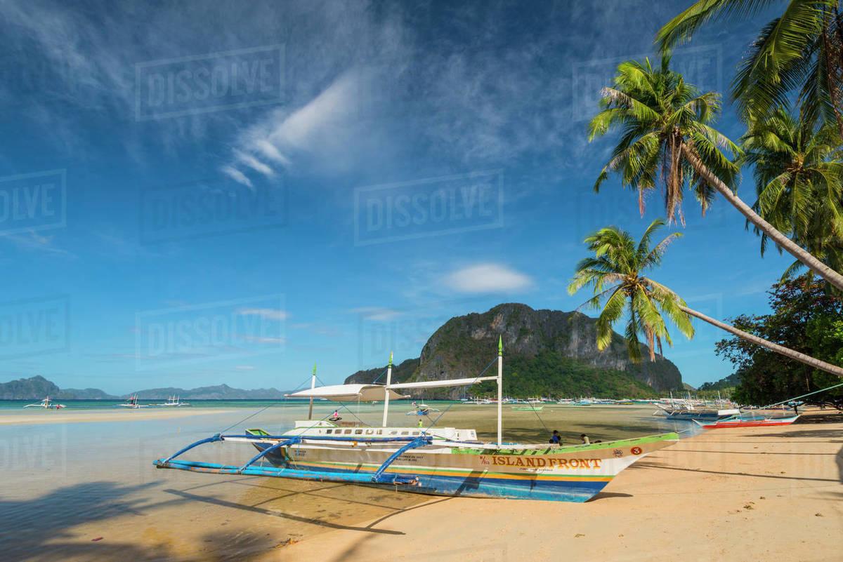 El Nido, Palawan, Mimaropa, Philippines, Southeast Asia, Asia Royalty-free stock photo