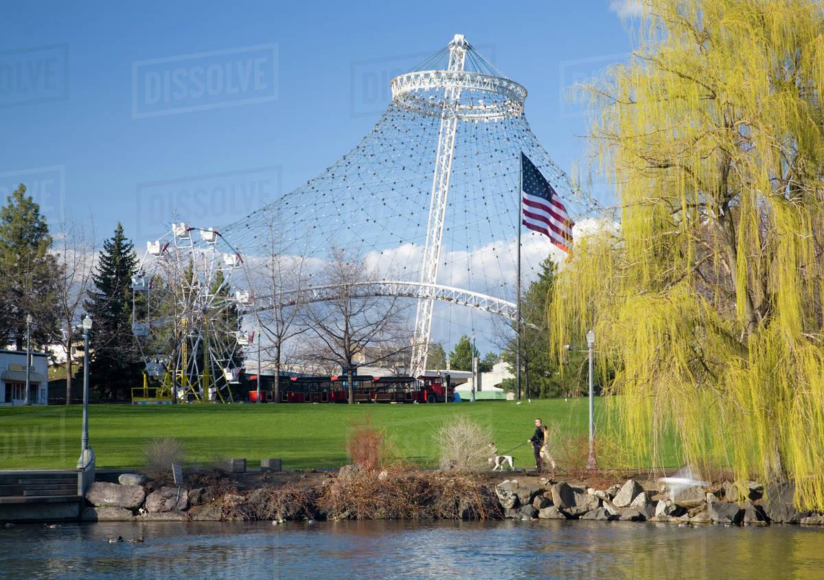 Spokane Riverfront Park
