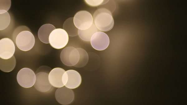Blurry Dots Of Light Creating Abstract Background Royalty Free Stock Video