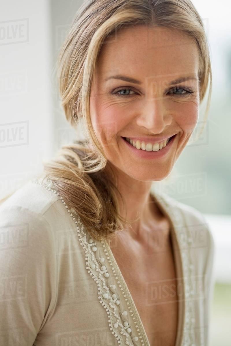 Gratis Ældre Blonde - Bare billede-8474