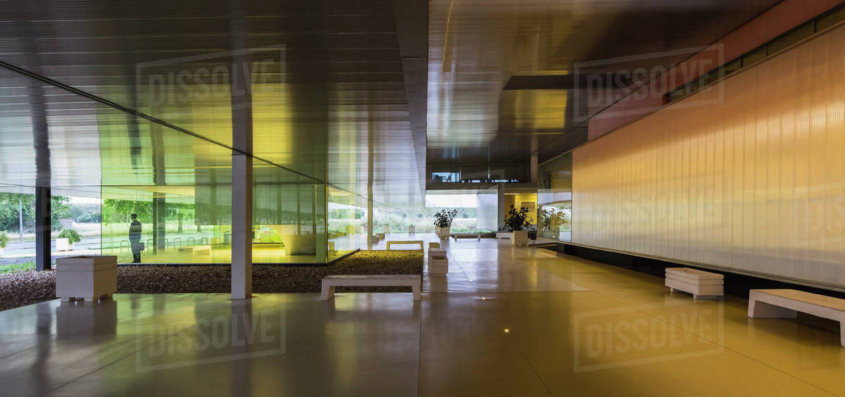 Modern office lobby Inside Office Building Modern Office Lobby Corridor Dissolve Modern Office Lobby Corridor Stock Photo Dissolve